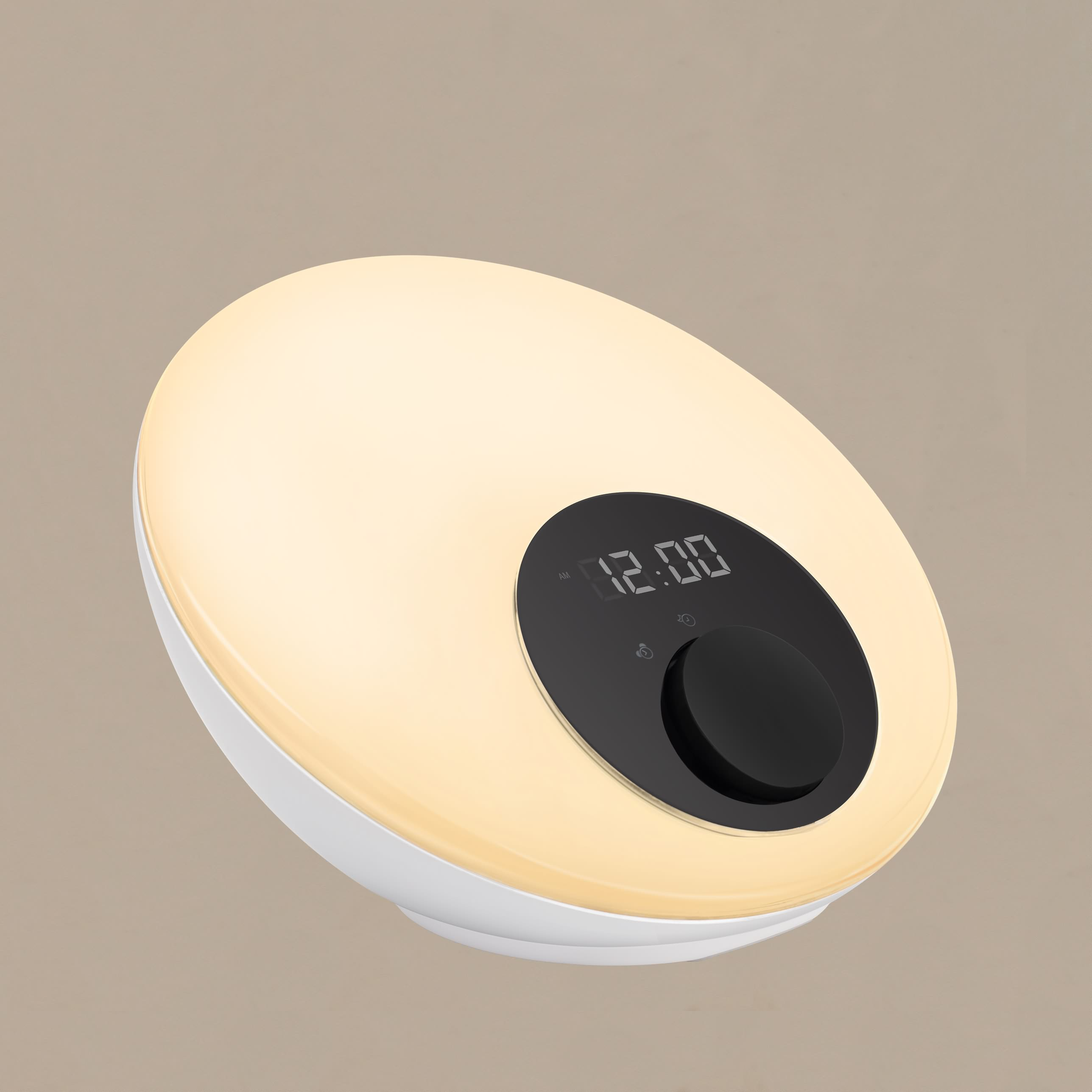 Manufacturer of Dimmable Alarm Clock -
