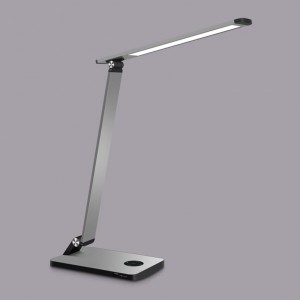 High definition Desk Lamp With Charging Port -