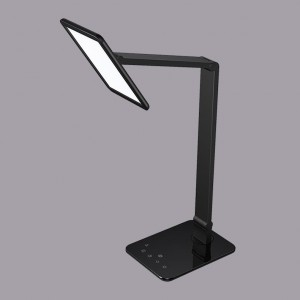Manufactur standard Black Metal Desk Lamp -