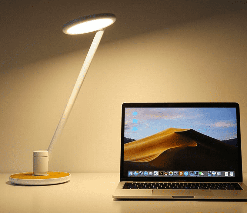 What are the important parameters of led desk lamps?