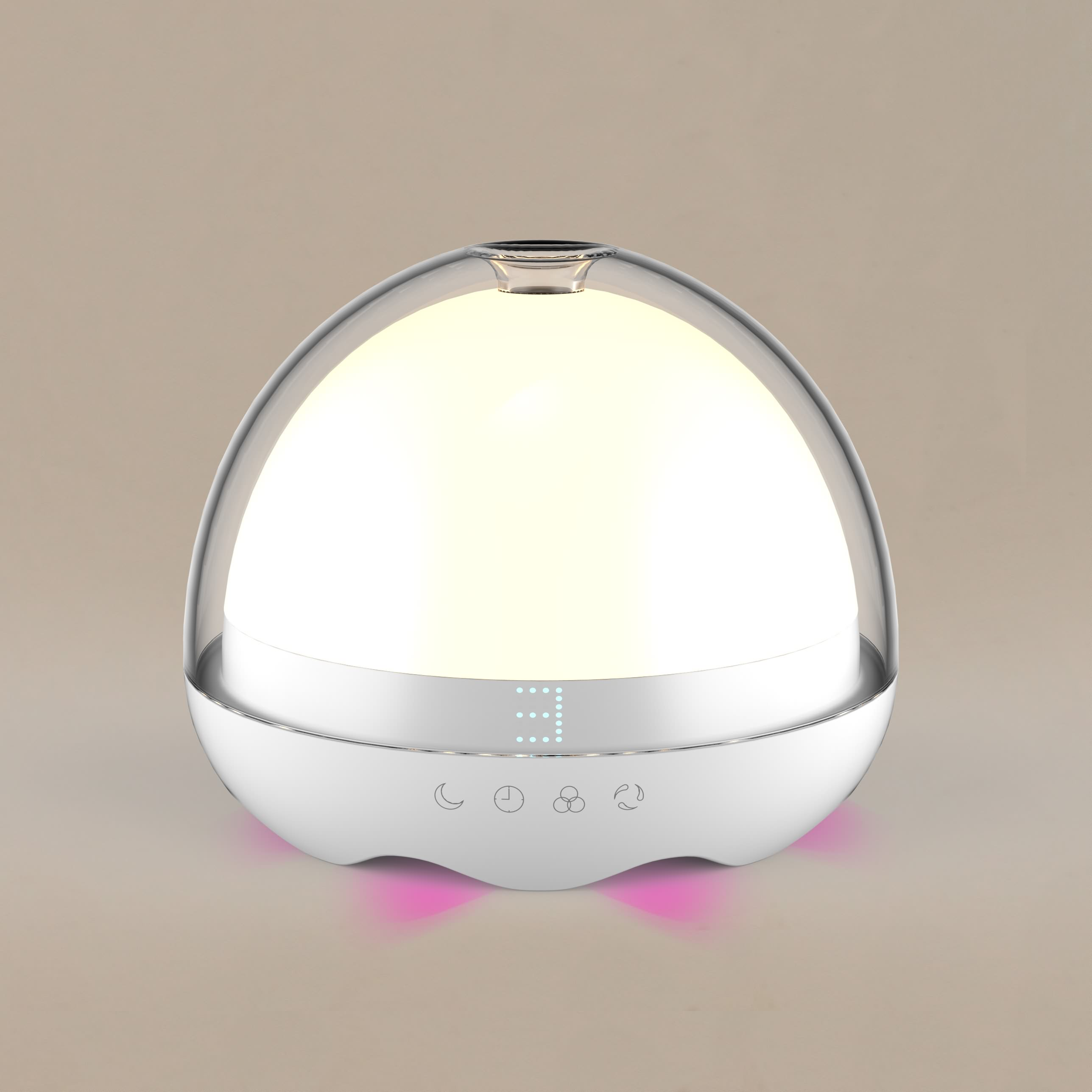 LED Bedside Lamp Q100 Featured Image