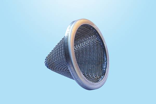 Manufacturing Companies for L Type Basket Fluid Filtration - Metal mesh cylinder – FLD Filter detail pictures