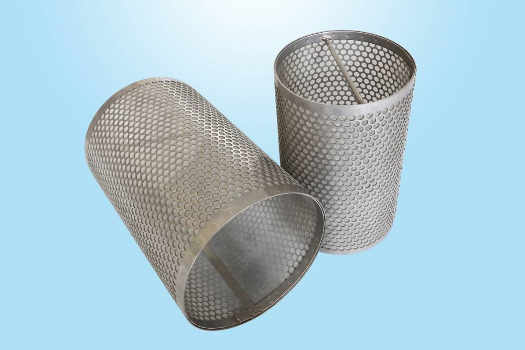 Y type filter basket