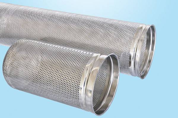 Hot sale Basket Fluid Filtration -