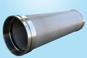 China Factory for Tube Ballast Filter -