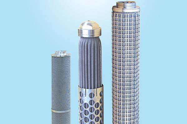 Factory making Sinter Filter -