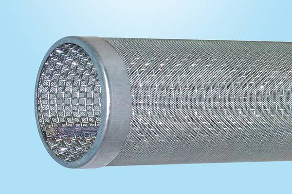 OEM manufacturer Double Layers Tube Fluid Filtration -