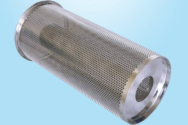 Factory Cheap Hot Waste Water - Basket type filter – FLD Filter