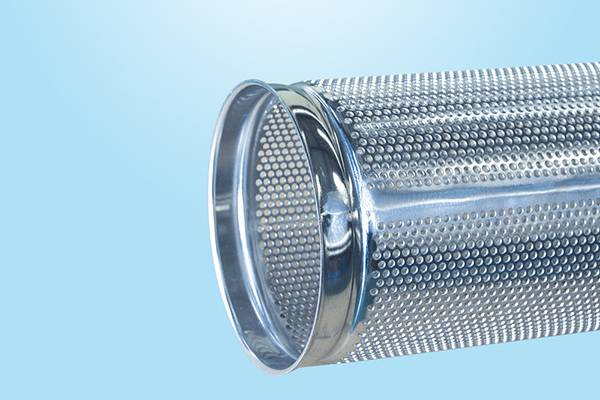 Manufacturing Companies for L Type Basket Fluid Filtration - Metal mesh cylinder – FLD Filter