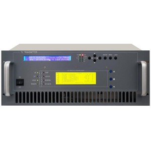 ZHC518D-100W DVB-T Transmitter TV Transmitter System-TV Transmitter for TV Station-Analog TV Transmitter