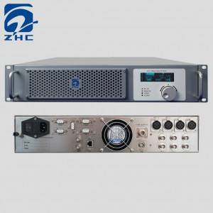 ZHC618F-30W /5G FM Transmitter (Exciter)-FM Transmitter for Radio Station-FM Transmitter System Picture Show