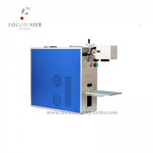 Logo Fiber Laser Marking Machine Laser Equipment