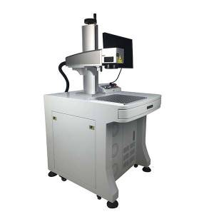 Low price for Plastic Laser Marking Machine -