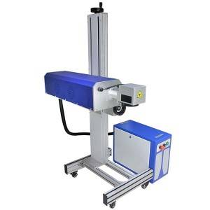 CO2 flying Laser kuashiria Machine-FLYL30-B