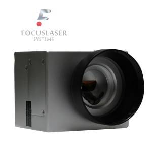 2D optical scanning lens