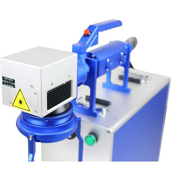 China OEM Used Laser Marking Machine - Hand-held Fiber Laser Marking Machine-FLFB20-PL – FOCUSLASER