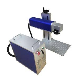 Portable 3D Fiber lazer Machine-FLFB20-D3D Marking
