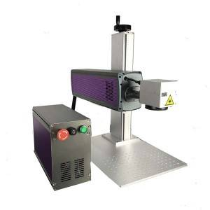 CO2 lasermarkeermachines-FLDV30