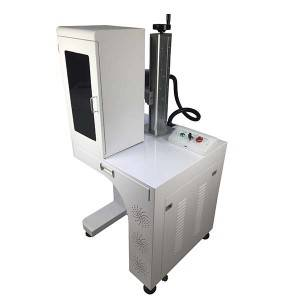 Fiber Laser Marking Machine With Safety Cover-FLFB20-TE
