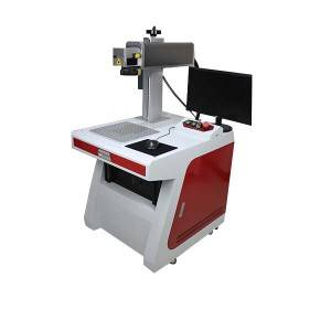 Low price for Plastic Laser Marking Machine - 3D Fiber Laser Marking Machine-FL3D30 – FOCUSLASER