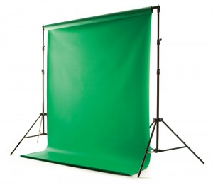 Matte vinyl backdrop roll 2.72 * 6m 510gsm with aluminum roller bar