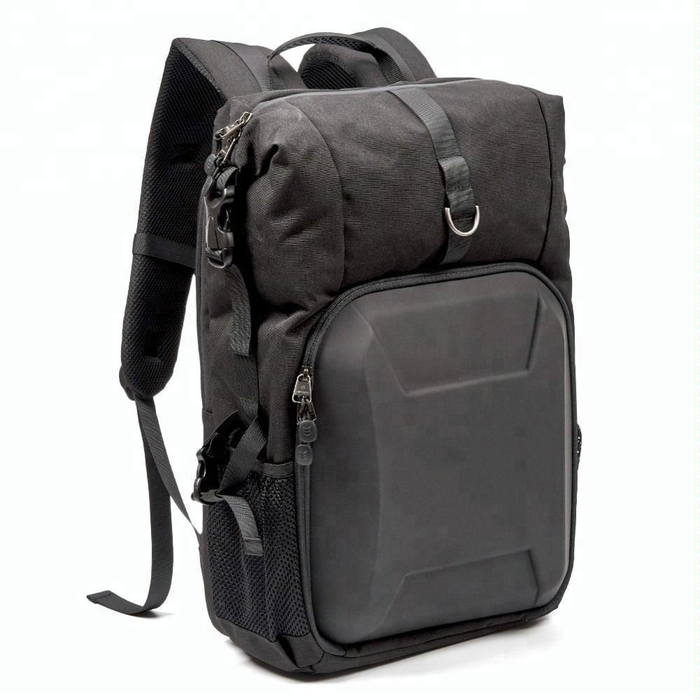 Shell DSLR Camera Laptop Backpack Travel Rucksack