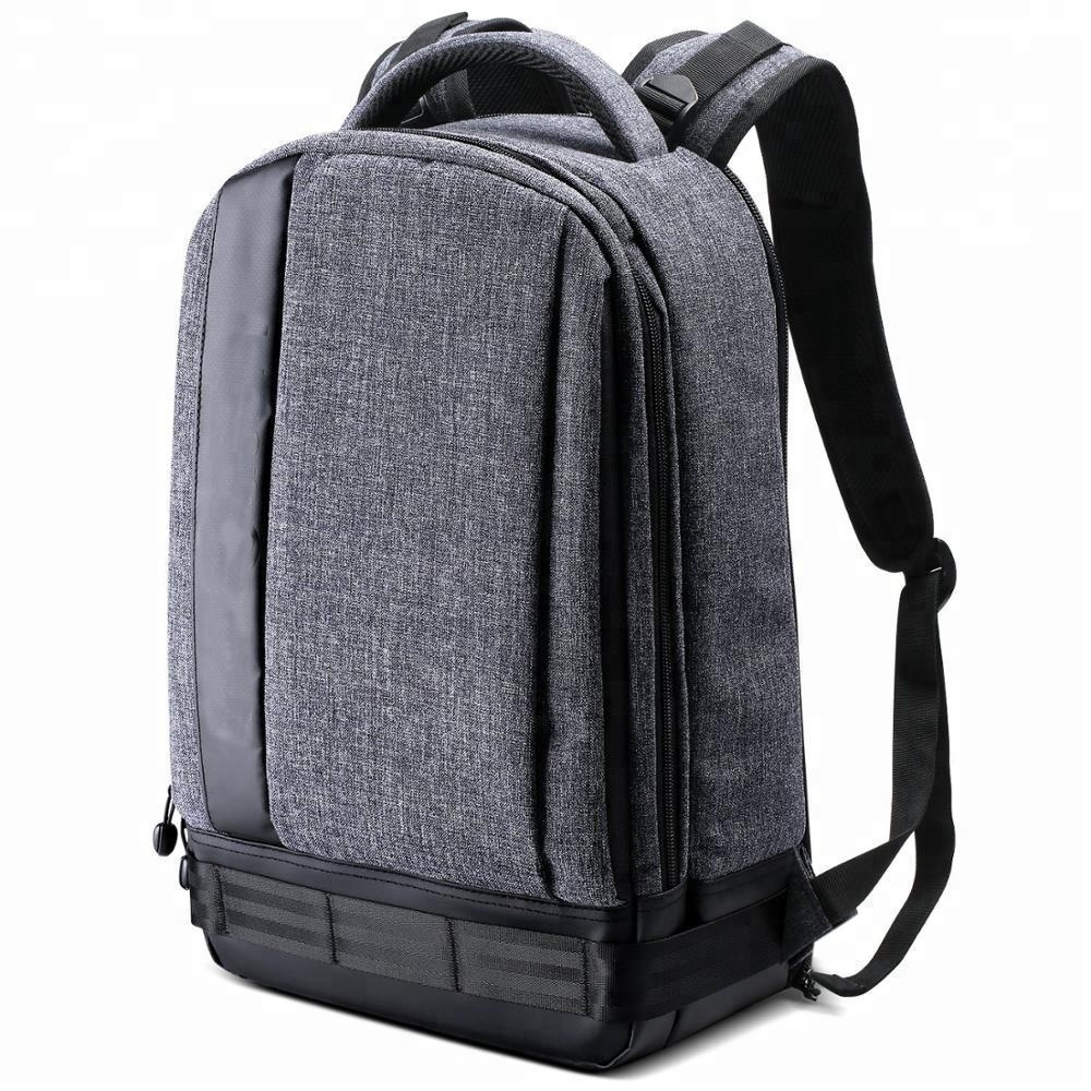 DSLR Camera Bag Laptop Backpack Travel Rucksack