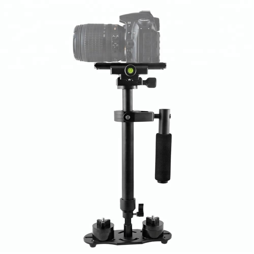 "Portable 24""60CM Handheld Camera Stabilizer-S60N Video Steadycam with Quick Release Plate 1/4"" Screw for Camera Video DV DSLR"