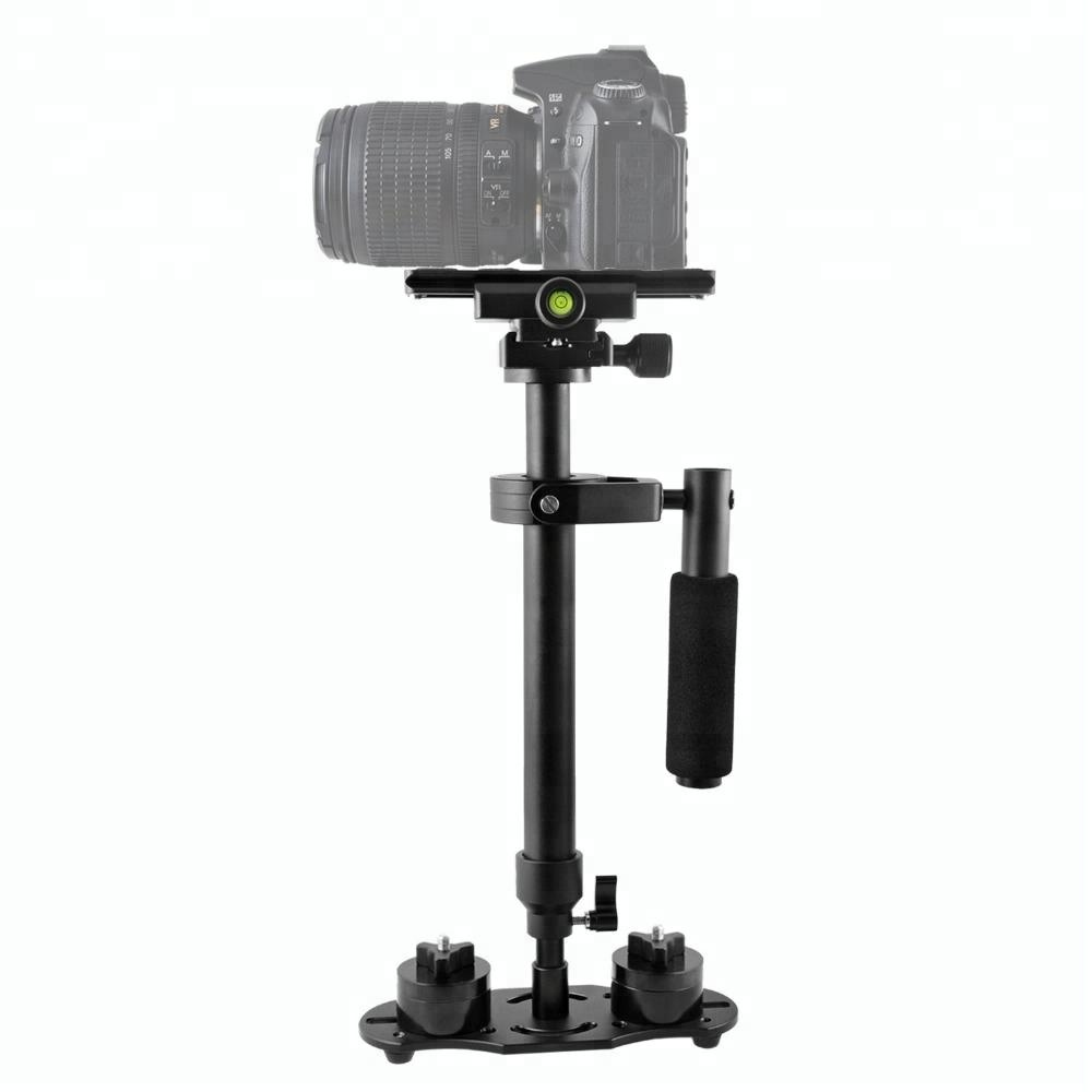 "Portable 15.7"" 40CM Handheld Camera Stabilizer-S40N Video Steadycam with Quick Release Plate 1/4"" Screw for Camera Video DV DSLR"