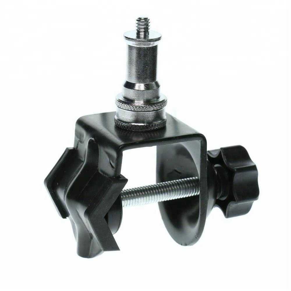 U Type Bracket Clip Clamp Flash Mount Holder