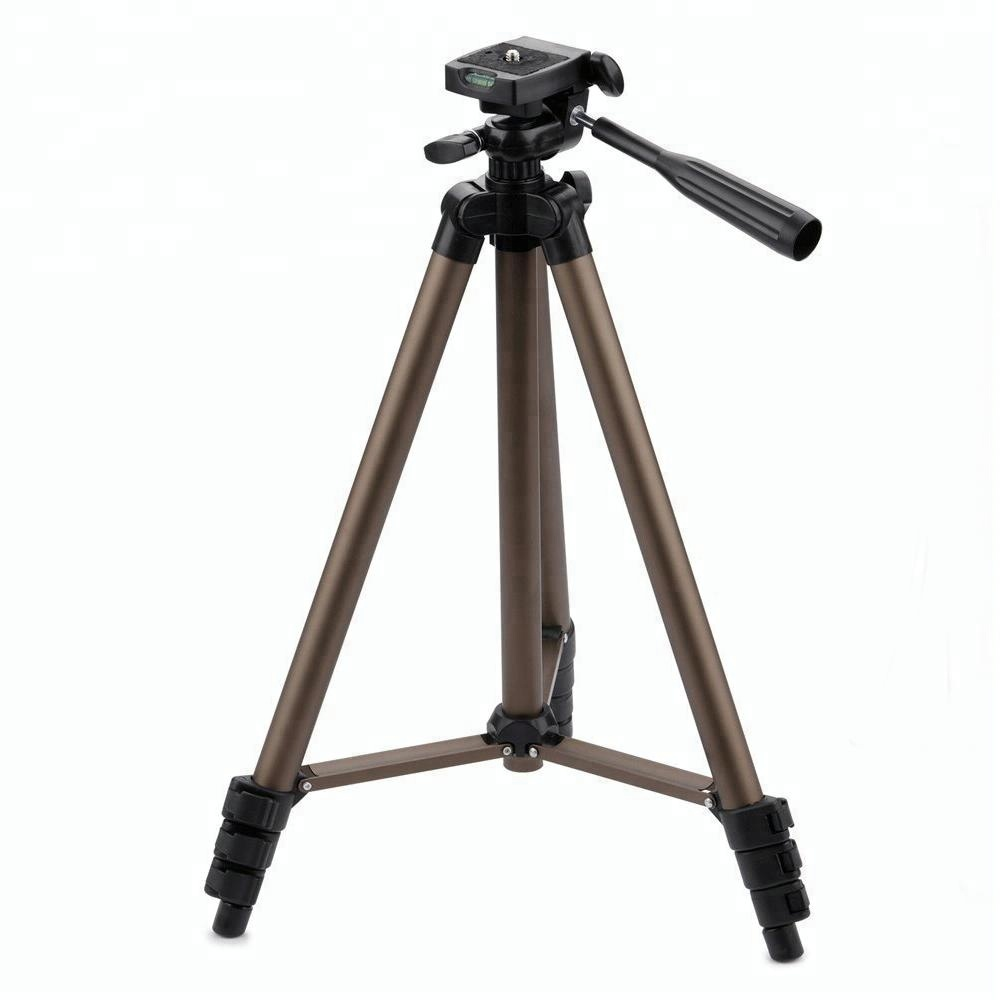 50 Inch Lightweight Camera Tripod Phone Cellphone Tripod