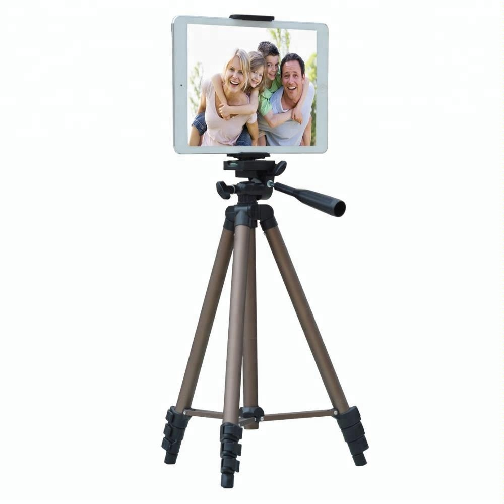 50 Inch Lightweight camera cellphone Tablet pad Tripod