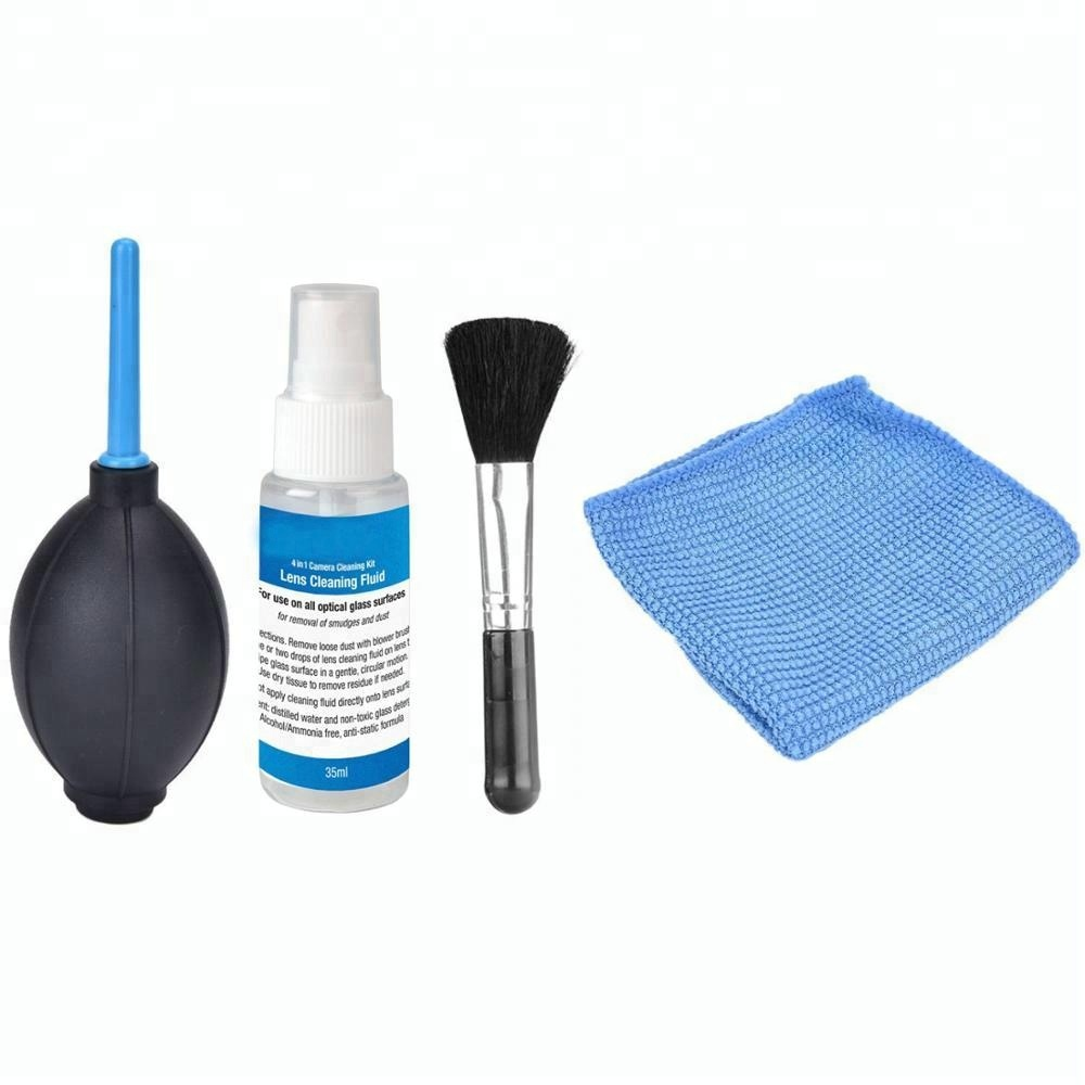 4 in 1 Computer Screen Camera Lens Cleaning Kit