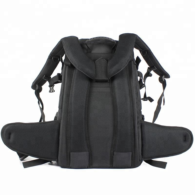 Large DSLR Camera Bag Laptop Travel Backpack