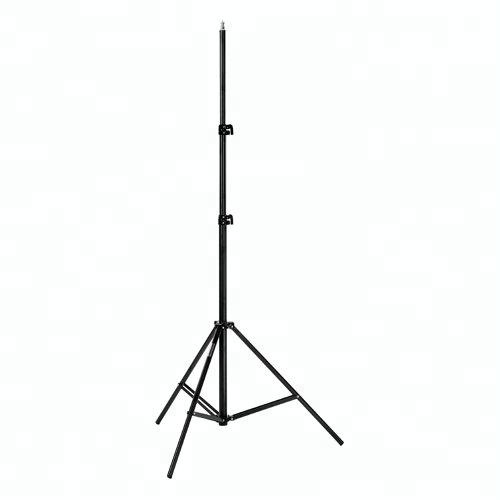 Heavy Duty Cushioned Studio Light Stand 3.1m for Video, Portrait, and Product Photography