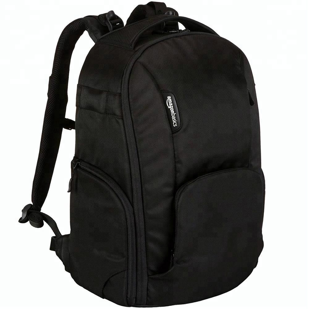 Whole open DSLR Laptop Camera Backpack Bag