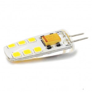 Manufactur standard China G4 12V 4W IP65 Waterproof LED Lamp for Path Lights