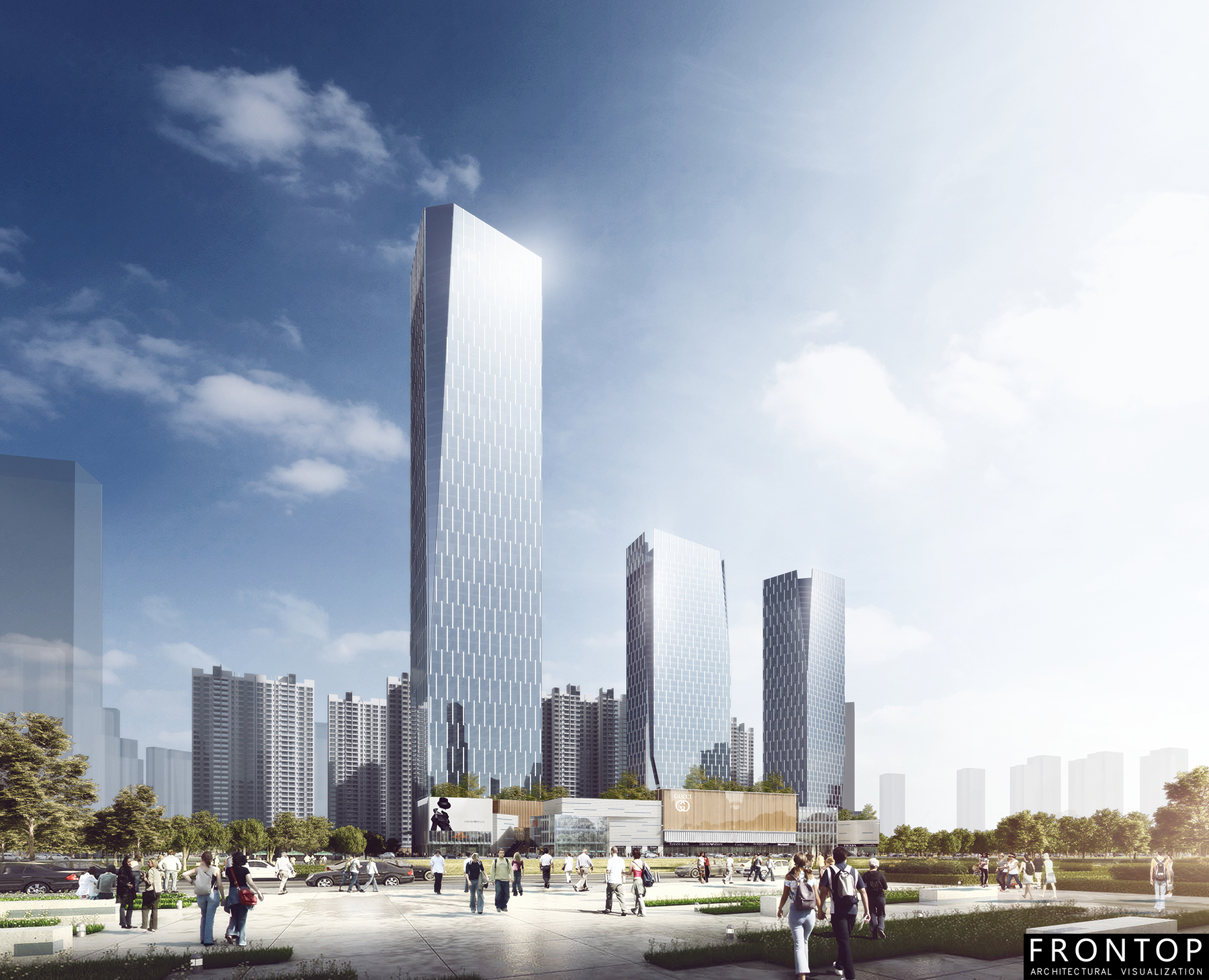 ZHUHAI GUANTANG PROJECT Featured Image