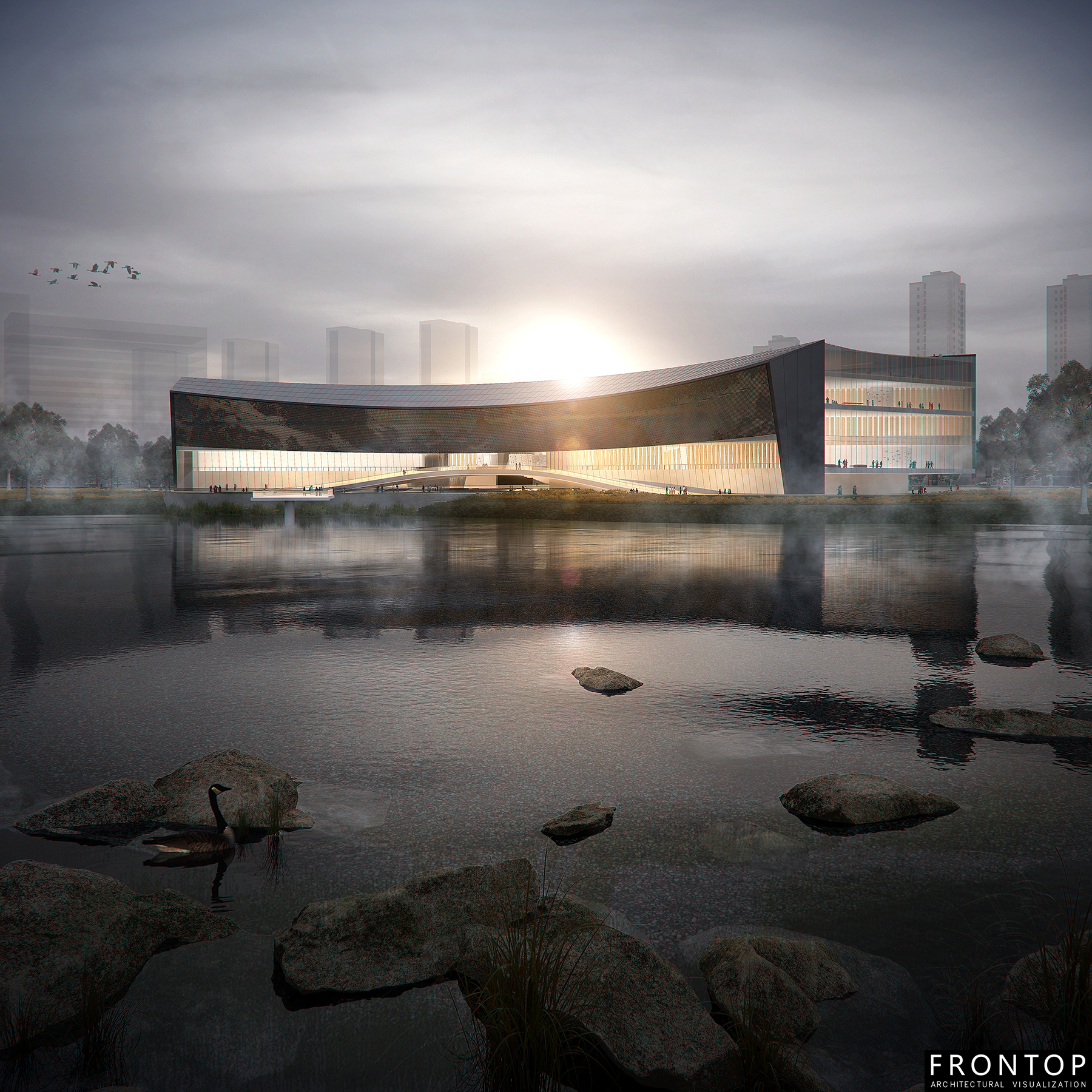 Zhao'an Art Museum Featured Image