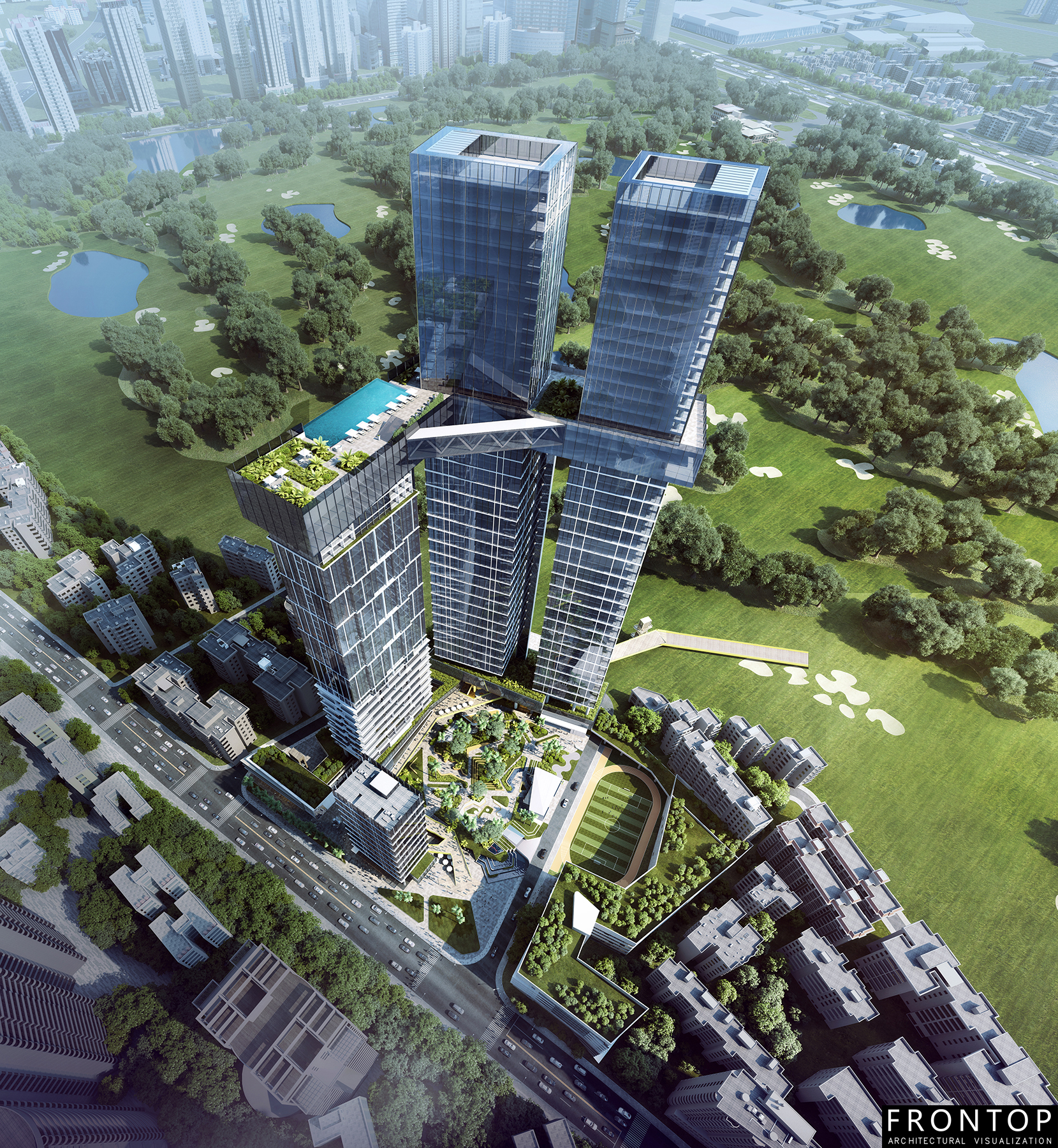 Hot Selling for Fast Architectural Rendering - Shenzhen Futong – Frontop