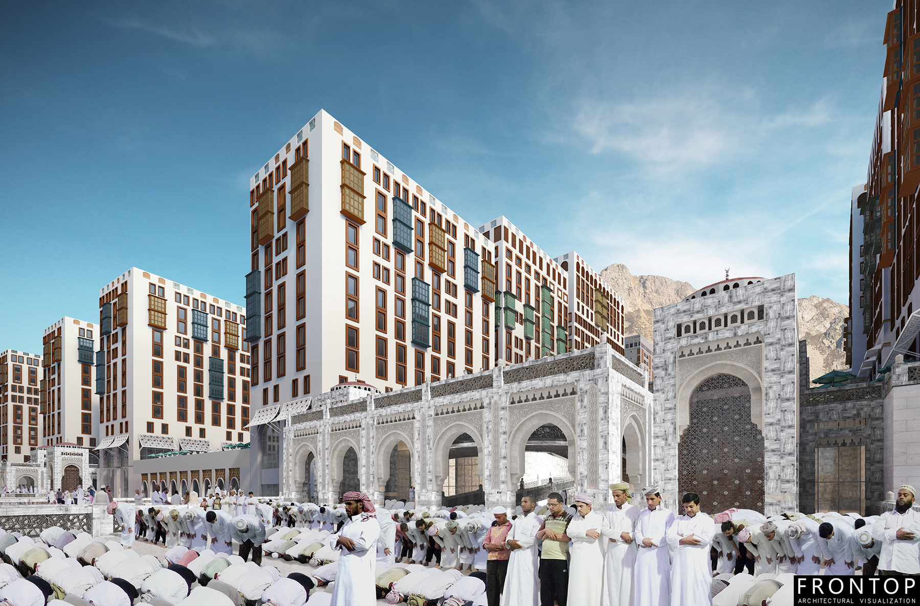 Hot Selling for Fast Architectural Rendering -