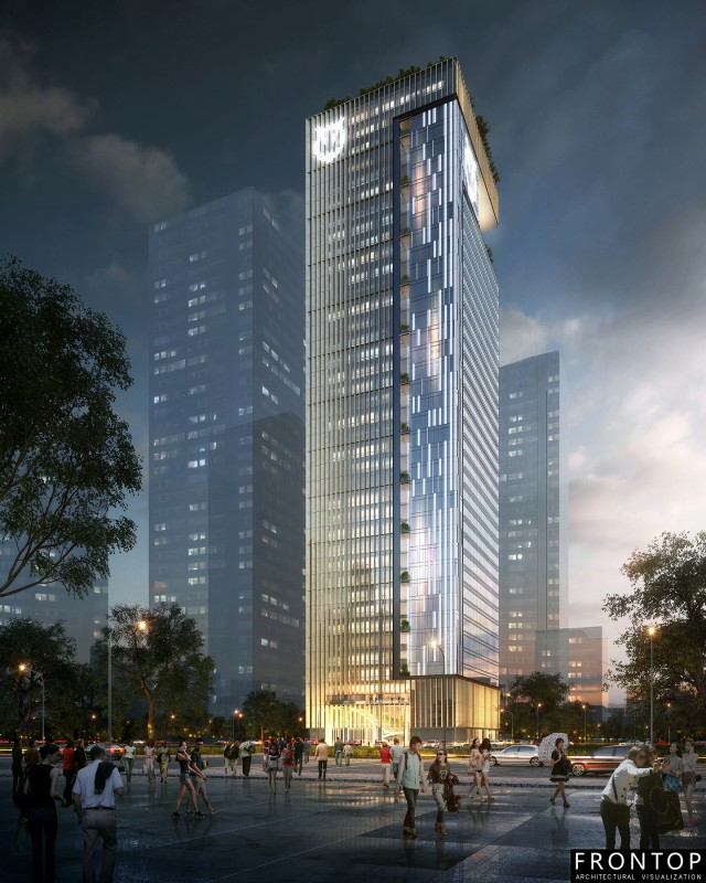 Good Quality Architectural Visualization -