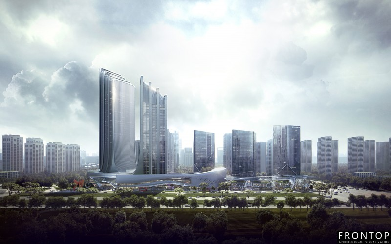 Shandong Haities Elephant Groep Business Center