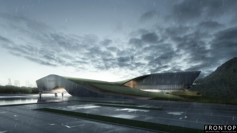 Good Quality Dynamic Design Package Price - Fuling Museum – Frontop