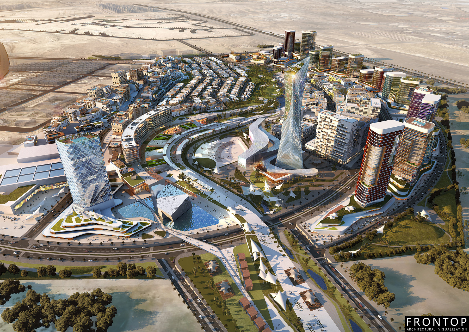 Jebel Ali Master Plan Featured Image