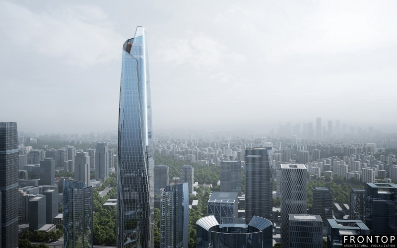 Wuhan Zhou Financial Center Dafu