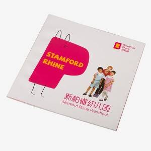 Cheap price Children Board Book Printing and Publishing in Shenzhen China