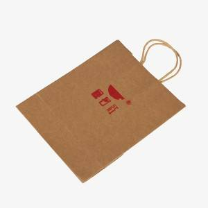 100% Original Paper Bag With Handle -