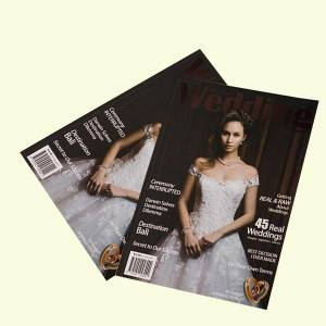 Competitive Price for Printing Custom Make Magazine Printing/a4 Fashion Magazine/softcover Magazine