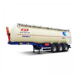 Hot Sale for Bulk Cement Tanker Semi Trailer -